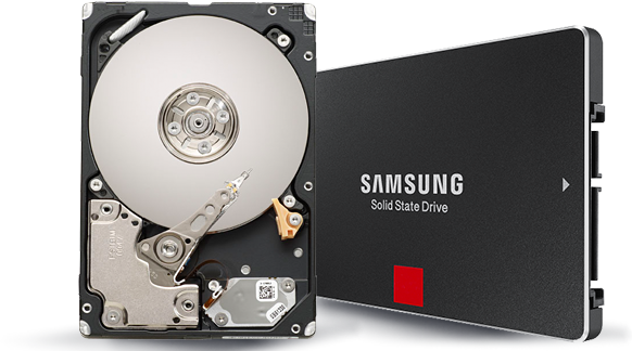 Hard Drive / SSD Data Recovery USA