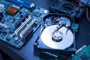 comparing ssd and hdd